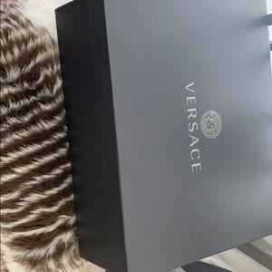 Versace socks!
